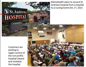 MaineHealth and St. Andrews Hospital