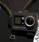 Liquid Image Ego LS 4G LTE wearable camera