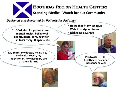 Boothbay Region Health Center