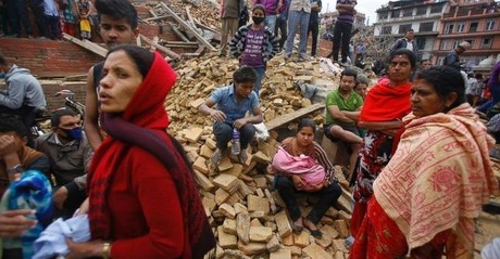 Womens Foundation in Nepal Relief Efforts