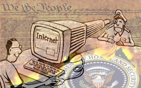 Govt Spying via the Internet