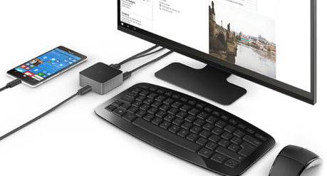 Microsoft Display and Dock for Lumia Phones