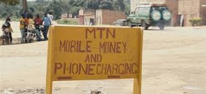 Every mobile network in Uganda lets you move money from your phone to someone else's phone.