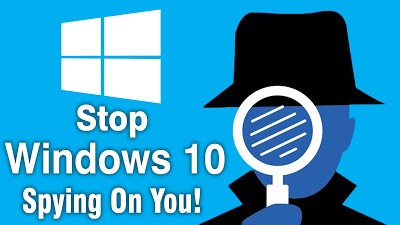 Stop Windows 10 Spying