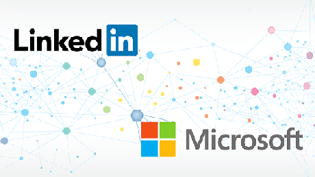 Combining LinkedIn and Microsoft Graphs