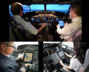 Alaska Airlines Pioneered in the Use of iPads for Flight Manuals