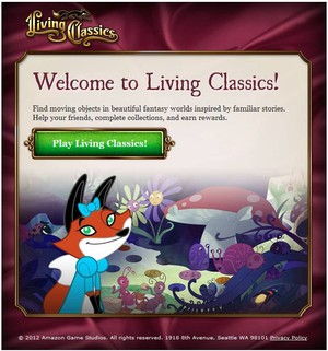 Amazon Game Studios - Living Classics