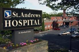 St. Andrews Hospital in Boothbay Harbor, Maine