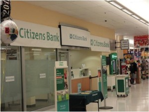 Citizens Bank at Stop and Shop