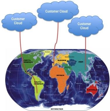 Customer Cloud Locations Matter