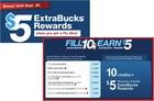 CVS Loyalty ExtraBucks Rewards
