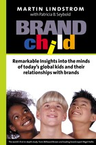 BRANDchild book cover
