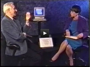 Patricia Seybold's interview with Doug Engelbart on November 15, 1991